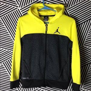 Jordan Retro Therma Fit Hoodie Sweatshirt